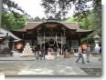 武田神社拝殿
