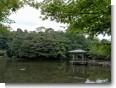 中の島と緑翠亭
