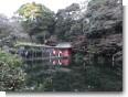 湧玉池・水屋神社