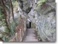 橋立鍾乳洞へ