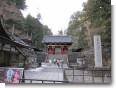 輪王寺大猷院廟